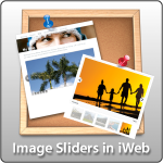Image Sliders in iWeb