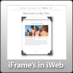 iFrames in iWeb