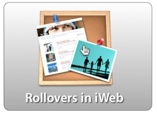 Rollovers in iWeb