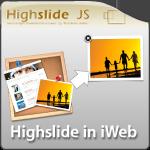 f6c3fee5e iWeb Tip #14 – Highslide JS in iWeb