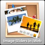 Image Sliders in iWeb