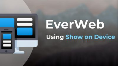 Responsive Websites: Show or Hide Elements Per Device
