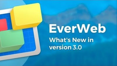 EverWeb 3.0 Released