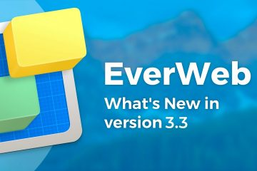 EverWeb 3.3 Update