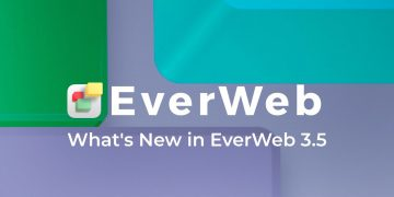 EverWeb 3.5 Whats new